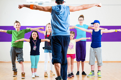 Cours enfants danse Philippe Moreau à Angoulême