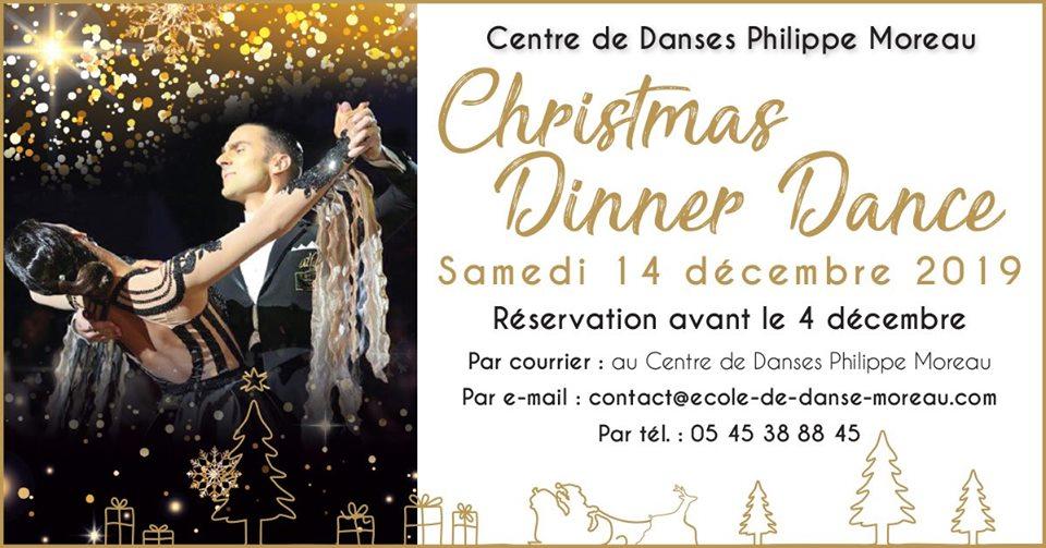 soirée noel Angoulême centre danse Philippe Moreau